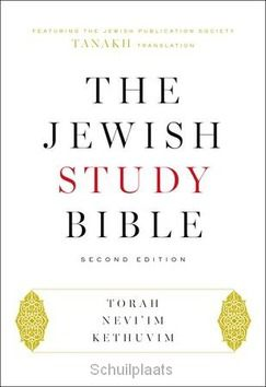 THE JEWISH STUDY BIBLE - TANAKH - 9780190263898