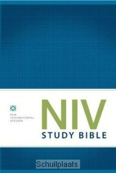 NIV STUDYBIBLE PERS. SIZE PAPERBACK - 9780310437338