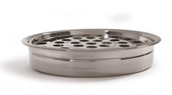 CUP TRAY RVS SILVER FINISH - BROADMAN - 081407011141