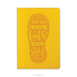 LUX LEATHER JOURNAL FOR WE WALK - 9555483820535