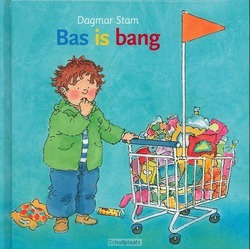 BAS IS BANG - BINSBERGEN, LIESBETH - 9789089012821